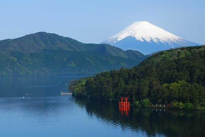 Mt. Fuji & Hakone Tour With Muslim-friendly Lunch (Return by Bullet Train)