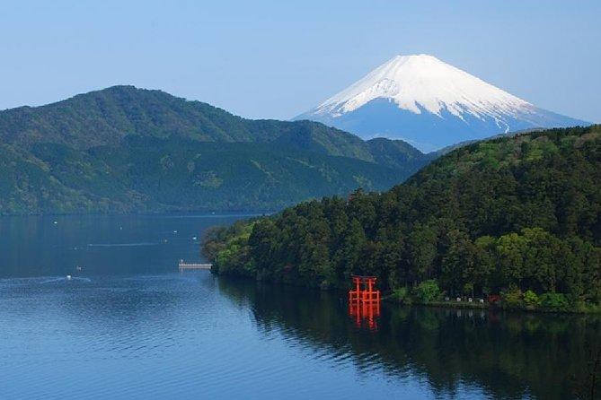 Mt. Fuji & Hakone Tour With Muslim-friendly Lunch (Return by Motor Coach)