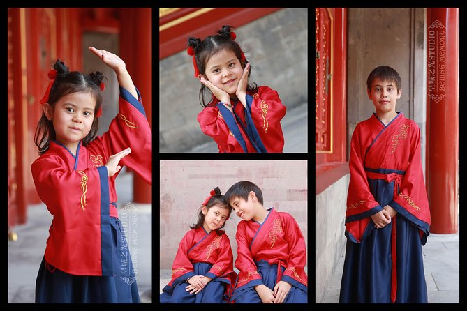 1.5-Hour Amazing Photoshoot Near The Forbidden City Included Han Clothing