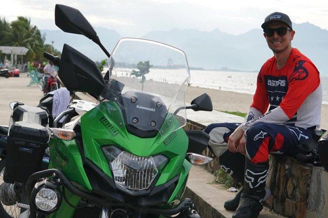Top Gear Hai Van Pass Hue to Hoi An or Da Nang