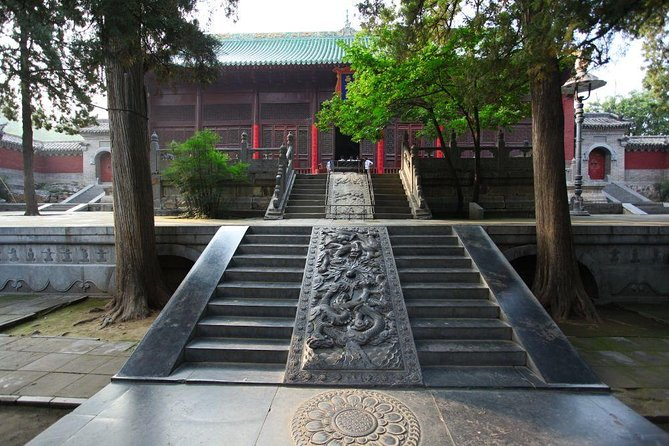 Private day tour to Shaolin temple and Henan Museum with lunch