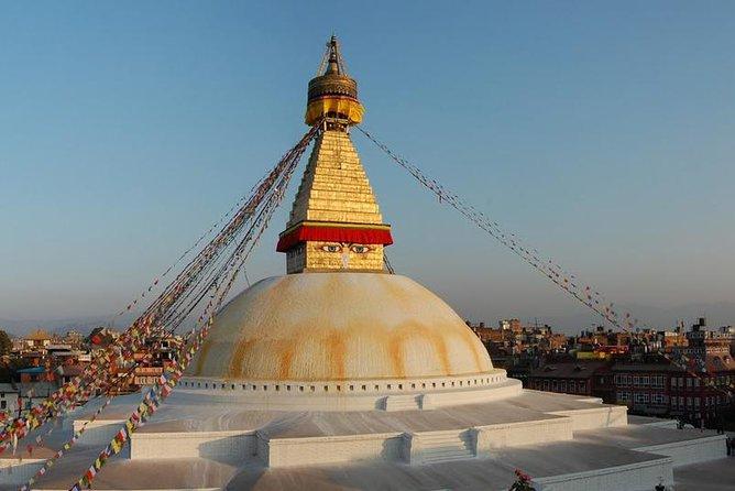 Day Tour Around Kathmandu
