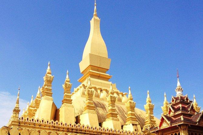 6 Days Luang Prabang-Vangvieng-Vientiane