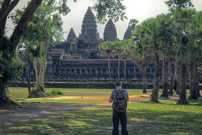 Private One Day Angkor Tour