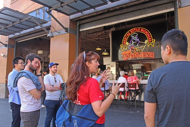 Lonely Planet Experiences: Downtown Small Group Taco Tasting Tour