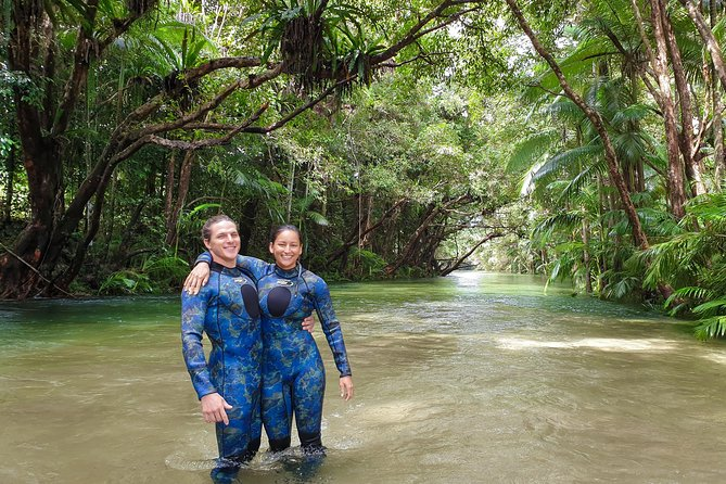 Mossman River Drift Snorkelling from Port Douglas or Mossman