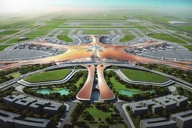 Private Beijing Daxing International Airport Departure Transfer