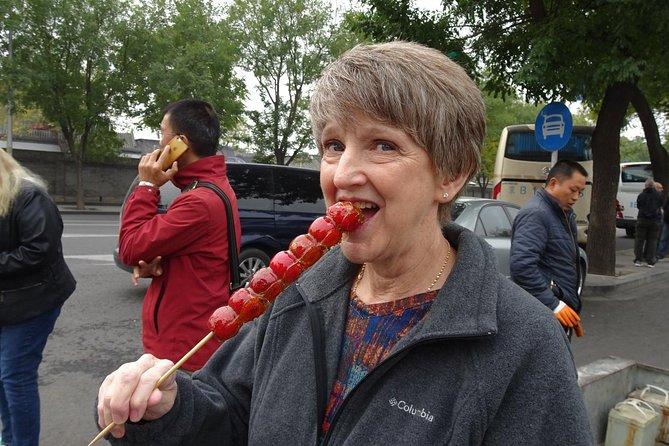 3.5-Hour Walking Food Tour: A Bite of History at Beijing Niujie Street