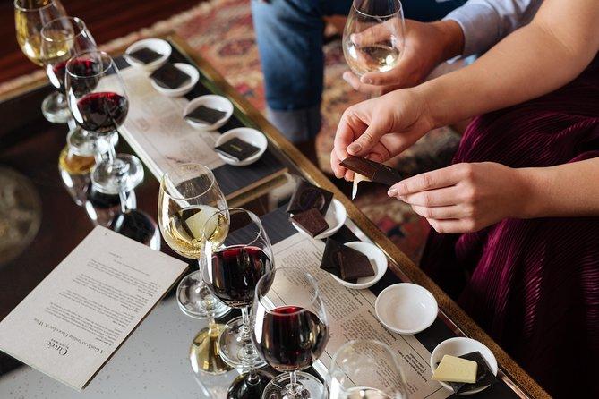 Chocolate And Wine Matching
