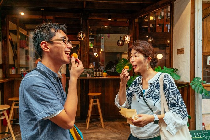 Withlocals The 10 Tastings: Kyoto Private Food Tour