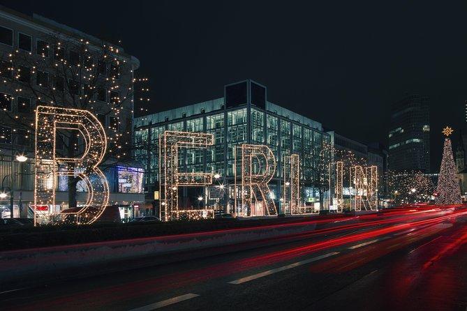 Berlin Christmas Market Private Walking Tour