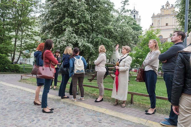Private Vilnius Ghost & Legends tour