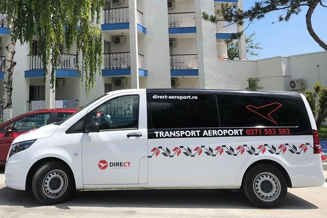 Constanta to Bucharest Airport - Private Transfer