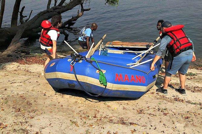 Upper Zambezi Raft Float