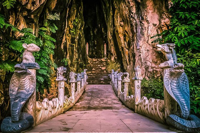 "MARBLE MOUNTAINS - HOI AN TOUR : ""Charming Ngu Hanh – Peaceful Hoi An"""