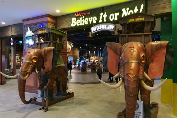 Ripley's Believe It or Not Entrance Tickets Genting Highlands