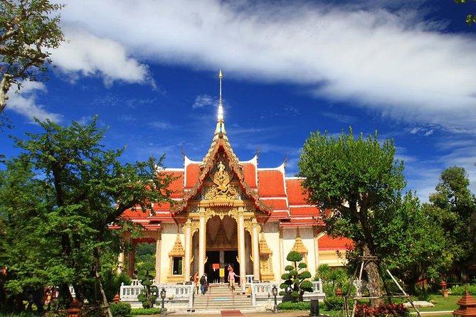 Phuket City and Sightseeing Tour