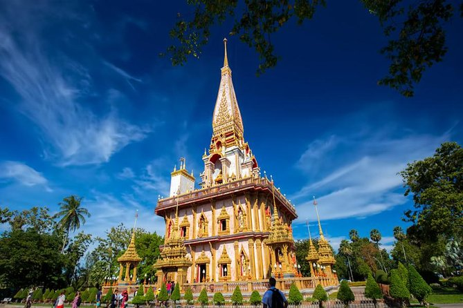 Phuket City and Sightseeing Tour with Lunch