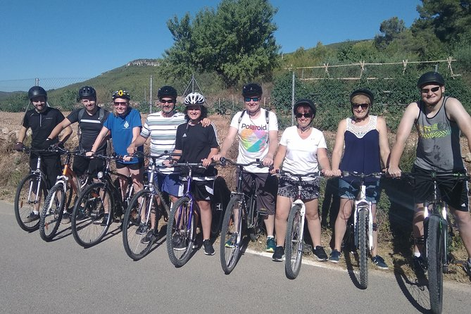 DownHill Glide Bike Ride from Sitges, Barcelona - With hotel pick up.