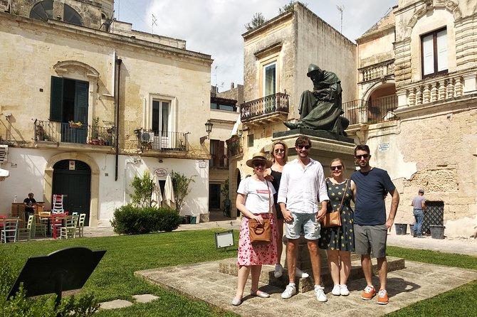 Lecce Private Walking Tour
