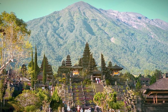 Two Active Volcano Batur And Besakih Mother Temple Tour