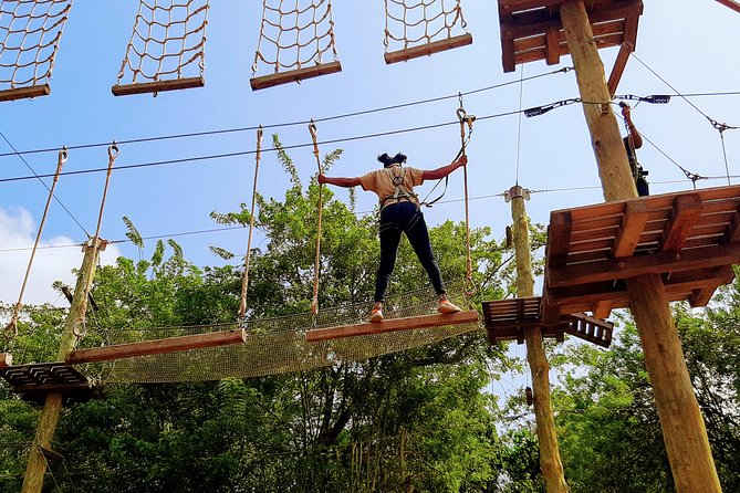 The High Rope Course