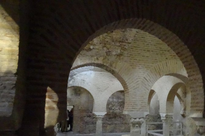 Arab baths in Jaén +1000 years history photo 7
