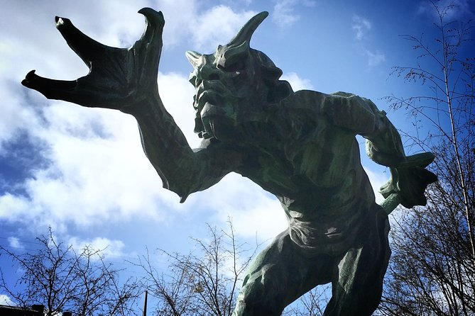Monstour: Discover Danish folk legends on an audio walking tour