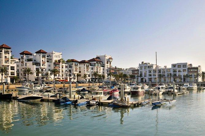 Agadir boat trip half day