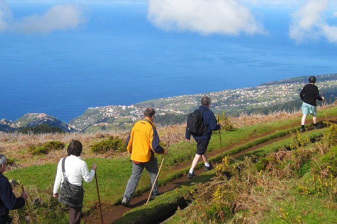 Lakes of Madeira Levada Walk from Funchal