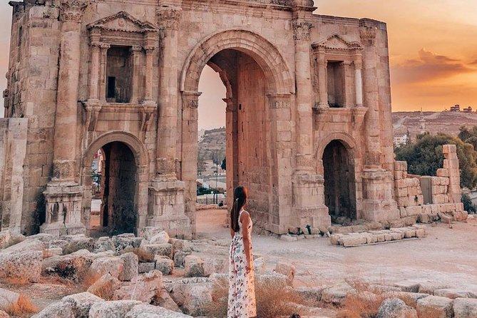 Jerash - Ajloun Tour From Amman Or Dead Sea