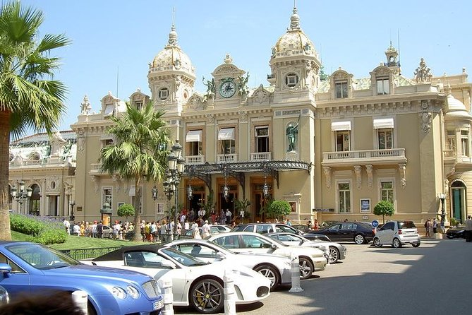 From Monaco port, Private 7 hour customized shore excursion
