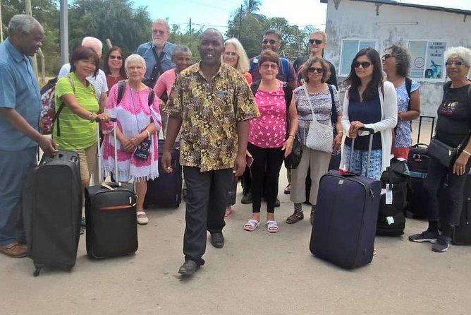 Cruise Ship Travelers- Taste Of Zanzibar Day Trip