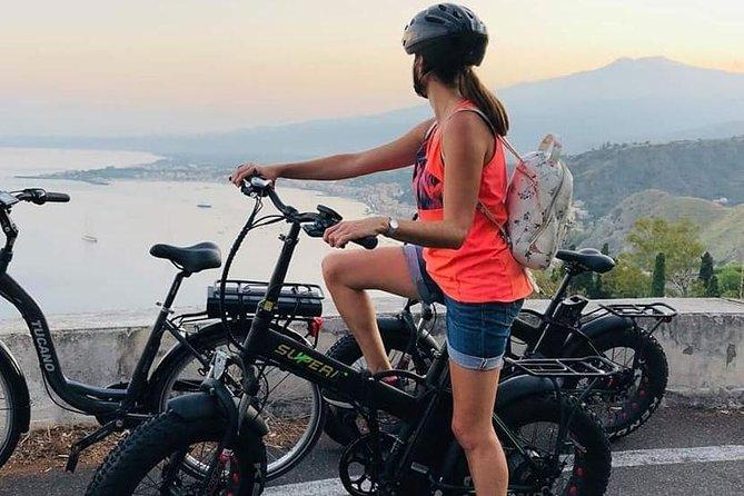 Rent bike or e-bike in Taormina