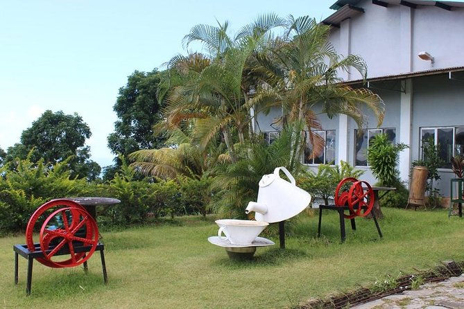Seychelles Ruins, Water Fall & Beach Tour (Private Half Day)
