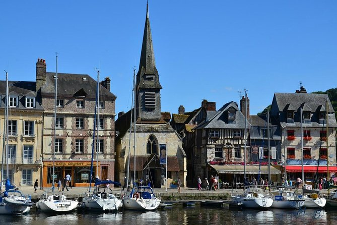 Honfleur and Pays d'Auge Small Group Day Trip from Paris photo 10