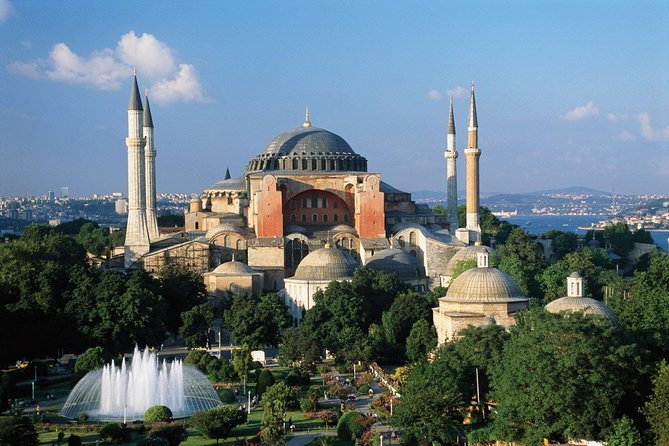 Istanbul Top Sights in One Day