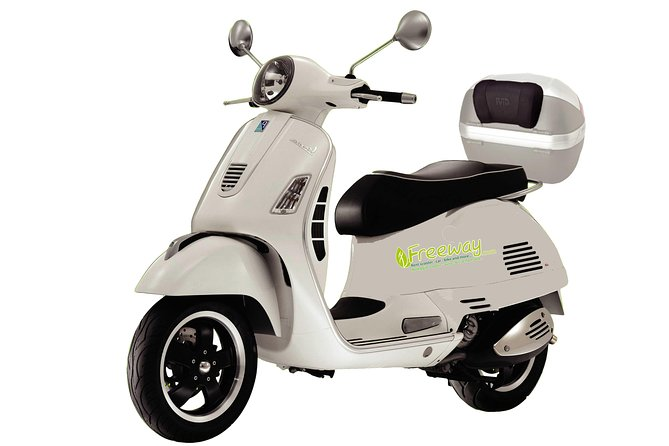 Scooter rental for a day 125