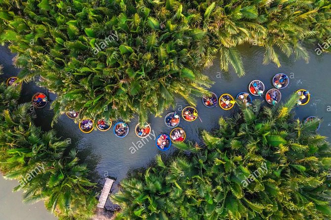 Hoi An Coconut Tour Including Lunch And Life Jacket