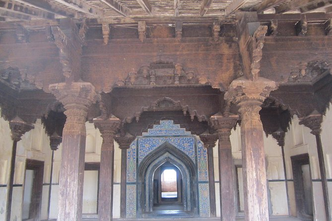 Full Day Excursion Tour to Bidar Fort and day return to Hyderabad