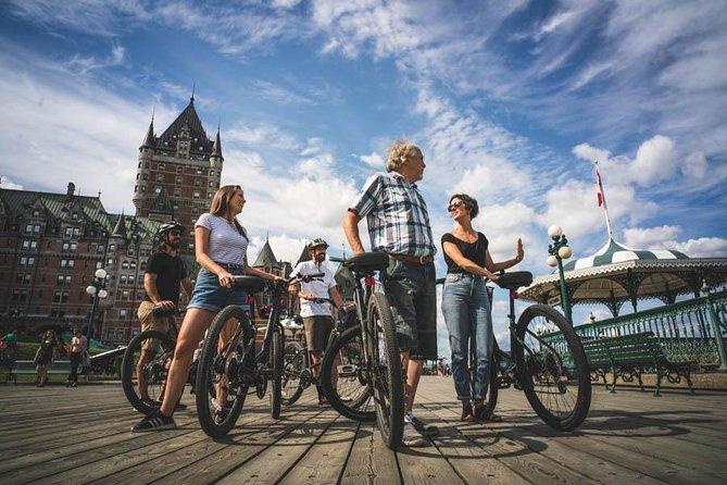 Quebec City Bike Tour: The Essentials