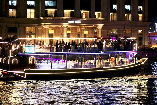 Buffet Dinner Cruise on New Dubai Canal