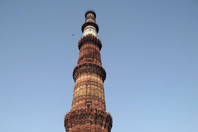 Full Day City Tour of Delhi with Private Tour Guide
