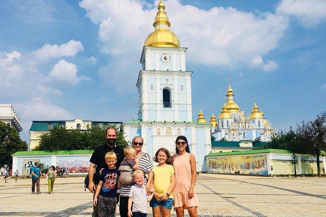 Kiev One Day 6-Hour Tour