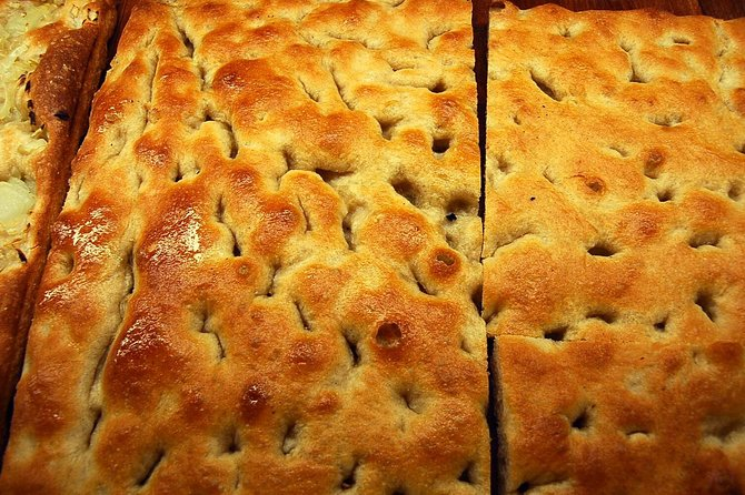 Genova, Food Tour, prove a nossa tradição.