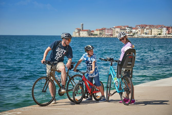 Panoramic Parenzana Bike Tour from Koper