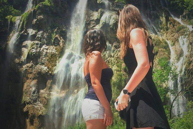 Plitvice lakes private excursion from Rijeka or Opatija