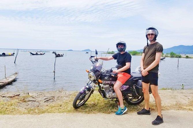 Hoi An to Hue motorbike tours via Hai Van pass
