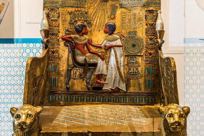 Ingresso Oficial: Museu Tutankhamon - O Rei Menino de Ouro - Curitiba