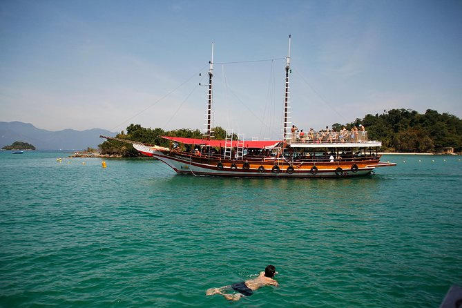 Angra dos Reis and Ilha Grande Day Trip with Schooner Cruise and Lunch